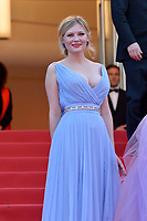 www.acepixs.com<br /> <br /> May 24 2017, Cannes<br /> <br /> Kirsten Dunst arriving at the premiere of 'The Beguiled' during the 70th annual Cannes Film Festival at Palais des Festivals on May 24, 2017 in Cannes, France.<br /> <br /> By Line: Famous/ACE Pictures<br /> <br /> <br /> ACE Pictures Inc<br /> Tel: 6467670430<br /> Email: info@acepixs.com<br /> www.acepixs.com