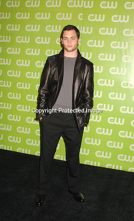 "Penn Badgley of ""Gossip Girl""..arriving for The CW Upfront on May 17, 2007 at Madison Square Garden. ..Robin Platzer, Twin Images......212-935-0770"