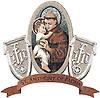 Custom church and school emblems - St. Anthony of Padua school<br /> Casa Grande, AZ