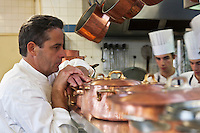 Europe/France/Pays de la Loire/44/Loire Atlantique/Nantes:  Jean-Yves Guého  chef du restaurant: L'Atlantide [Non destiné à un usage publicitaire - Not intended for an advertising use]