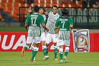Atlético Nacional vs. Bahia, 26-09-2013