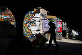 Brooklyn, New York<br /> April 25, 2020<br /> Bushwick<br /> <br /> People come out during quarantine in the epicenter of the coronavirus in the Untied States.
