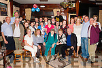 Mary Martin Murphy seated centre from Knocknagoshel celebrated her 70th Birthday last Saturday night with family & friends in the Ploughman Bar Abbeyfeale.