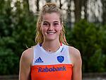 HOUTEN - Yibbi Jansen.    selectie Nederlands damesteam voor Pro League wedstrijden.       COPYRIGHT KOEN SUYK