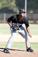 Jonathan Vargas - Colorado Rockies, 2009 Instructional League.Photo by:  Bill Mitchell/Four Seam Images..