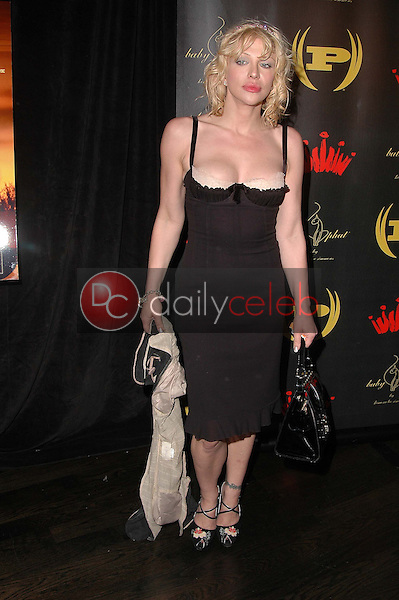 Courtney Love<br />