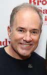 Stephen Flaherty attends Broadway Salutes 10 Years - 2009-2018 at Sardi's on November 13, 2018 in New York City.
