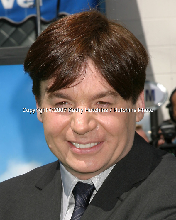 "Mike Myers.""Shrek the Third"" LA Premiere.Mann's Village Theater.Westwood, CA.May 6, 2007.©2007 Kathy Hutchins / Hutchins Photo...."