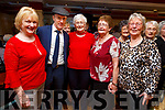 Michael Healy-Rea TD enjoying the  Sliabh Luachra Active Retired NetworkTea Dance in the River Island Hotel in Castleisland on Sunday