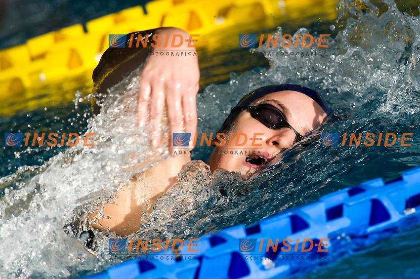 RAIMONDI Ilaria - Circolo Canottieri Aniene<br /> 400m stile libero donne<br /> Campionati Italiani Assoluti Nuoto Invernali Open Fin<br /> Riccione Italy 19/12/2015<br /> Photo Giorgio Perottino/Deepbluemedia/Insidefoto