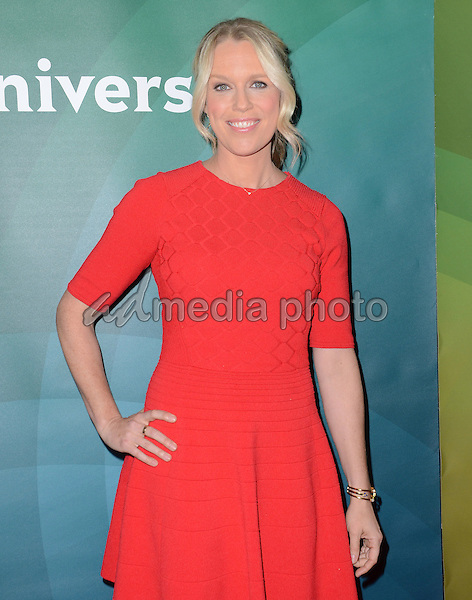 14 January  - Pasadena, Ca - Jessica St. Clair. NBC Universal Press Tour Day 2 held at The Langham Huntington Hotel. Photo Credit: Birdie Thompson/AdMedia