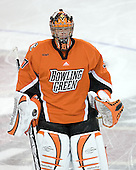 Sophomore goaltender Jimmy Spratt of Chesterfield, Michigan started 16 games last season.  Spratt was drafted 213th overall by the Calgary Flames in the 2004 NHL Entry Draft. The Eagles of Boston College defeated the Falcons of Bowling Green State University 5-1 on Saturday, October 21, 2006, at Kelley Rink of Conte Forum in Chestnut Hill, Massachusetts.<br />