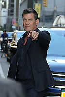 Josh Brolin at The Late Show With Stephen Colbert
