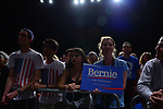 MIAMI, FL - APRIL 19: People listen during an event that featured DNC Chair Tom Perez and Sen. Bernie Sanders (I-VT) during their 'Come Together and Fight Back' tour at the James L Knight Center on April 19, 2017 in Miami, Florida. Mr. Perez and Sen. Bernie Sanders (I-VT) spoke on topics  about raising the minimum wage, pay equity for women, making public colleges and universities tuition-free, comprehensive immigration reform and tax reform which demands that the wealthy and large corporations start paying their fair share of taxes.  ( Photo by Johnny Louis / jlnphotography.com )