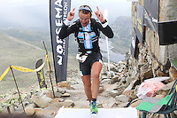 Race number 5 - Lars Petter Stormo - Sunday Norseman Xtreme Tri 2012 - Norway - photo by chris royle / boxingheaven@gmail.com