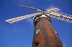 AYBRA7 Buttrums mill windmill Woodbridge Suffolk England