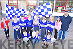 WINNERS: The Ballyfinnane national school team which won the county final of the Cumann na mBunscoil two-teacher schools competition last week, front l-r: Fionna?n O'Connor, Roan Hegarty, Aaron O'Brien. Back l-r: Niamh Quirke, Ciara?n O'Connor, Killian Corbett, Sarah O'Connor, Johnathan Dunleavy, Muireann Clifford (teacher), Eoin O'Brien, Aidan O'Connor, Gemma Teahan, Ashling O'Neill, Liam Griffin (Coach). Missing from picture - Jasmine Grey and Patrick O'Connor.