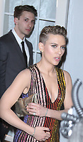 NEW YORK, NY March 29, 2017 Adrian Johansson, Scarlett Johansson attend  Paramout Pictures & DreamWork Pictures present the New York premiere of Ghost in the Shell  at AMC Loews Lincoln Square 13  in New York March 29, 2017. Credit:RW/MediaPunch