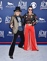 LAS VEGAS, CA - APRIL 07: Big Kenny (L) and Christiev Carothers attend the 54th Academy Of Country Music Awards at MGM Grand Hotel &amp; Casino on April 07, 2019 in Las Vegas, Nevada.<br /> CAP/ROT/TM<br /> &copy;TM/ROT/Capital Pictures