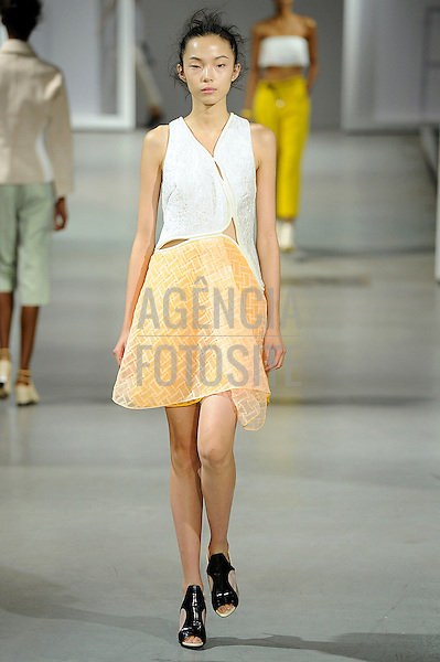 Nova Iorque, EUA &sbquo;09/2014 - Desfile de 3.1 Phillip Lim durante a Semana de moda de Nova Iorque  -  Verao 2015. <br /> <br /> Foto: FOTOSITE