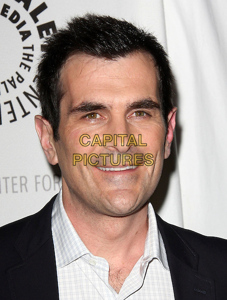 "TY BURRELL .27th Annual PaleyFest Presents ""Modern Family"" held At The Saban Theatre, Beverly Glen Circle, California, USA, 26th February 2010..arrivals portrait headshot smiling white black .CAP/ADM/KB.©Kevan Brooks/Admedia/Capital Pictures"