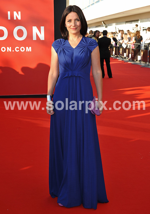 **ALL ROUND PICTURES FROM SOLARPIX.COM**.**WORLDWIDE SYNDICATION RIGHTS**.Arrivals for the British Academy Television Awards, Held at the Royal Festival Hall, London, UK. 26 April 2009..This pic: Davina McCall..JOB REF: 8902 SSD     DATE: 27_04_2009.**MUST CREDIT SOLARPIX.COM OR DOUBLE FEE WILL BE CHARGED**.**ONLINE USAGE FEE GBP 50.00 PER PICTURE - NOTIFICATION OF USAGE TO PHOTO @ SOLARPIX.COM**.**CALL SOLARPIX : +34 952 811 768 or LOW RATE FROM UK 0844 617 7637**
