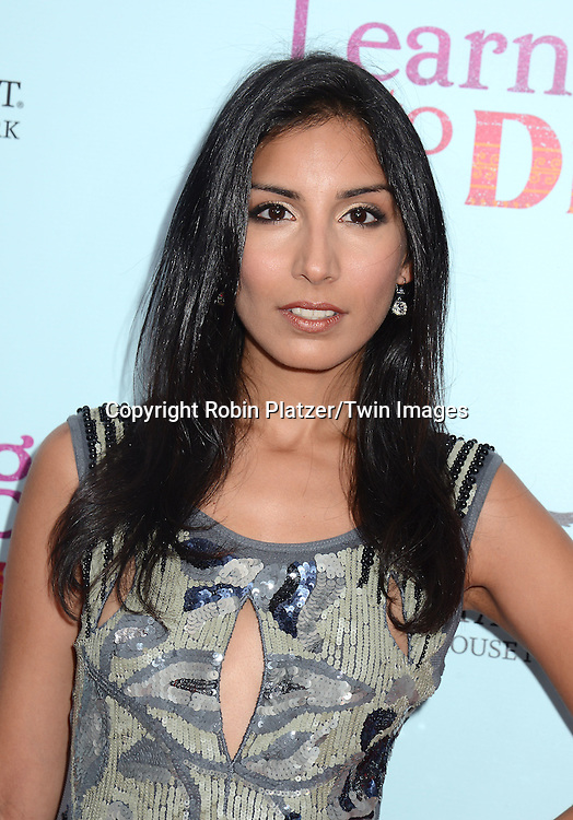 Meetu Chilana attends the New York VIP Premiere of &quot;Learning to Drive&quot;<br /> on August 17, 2015 at The Paris Theatre in New York City, New York, USA. <br /> <br /> photo by Robin Platzer/Twin Images<br />  <br /> phone number 212-935-0770