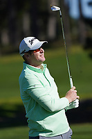 Ryan Brehm (USA) in action at Spyglass Hill during the first round of the AT&T Pro-Am, Pebble Beach Golf Links, Monterey, California, USA. 06/02/2020<br /> Picture: Golffile | Phil Inglis<br /> <br /> <br /> All photo usage must carry mandatory copyright credit (© Golffile | Phil Inglis)