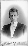 Vsevolod Meyerhold, 1898 / Всеволод Мейерхольд, 1898