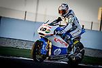 doha. qatar. 23.03.2014. qatar grand prix race. moto2. maverick vinales