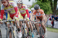 Maxime Vantomme (BEL/Roubaix Lille M&eacute;tropole)<br /> <br /> Belgian Championships 2014 - Wielsbeke<br /> Elite Men