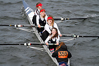 Crew: 359  Kings Sch Worcs  Event: Girls J16 Fours<br /> <br /> Schools' Head of the River 2017<br /> <br /> To purchase this photo, or to see pricing information for Prints and Downloads, click the blue 'Add to Cart' button at the top-right of the page.