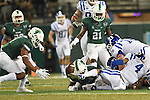 Tulane falls to Duke, 37-7, in their 2015 season and home opening game.