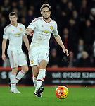 Daley Blind of Manchester United<br /> - Barclays Premier League - Bournemouth vs Manchester United - Vitality Stadium - Bournemouth - England - 12th December 2015 - Pic Robin Parker/Sportimage
