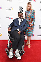 Yinka Shonibare<br /> at the South Bank Sky Arts Awards 2017, Savoy Hotel, London. <br /> <br /> <br /> &copy;Ash Knotek  D3288  09/07/2017