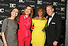 Brianna Goldryga, Norah O'Donnell.Gayle King  &amp; John Dickerson, the so hosts of CBS Morning News  attends the Broadcasting &amp; Cable Hall Of Fame 2018 Awards on October 29, 2018 at Ziegfeld Ballroom In New York, New York, USA. <br /> <br /> photo by Robin Platzer/Twin Images<br />  <br /> phone number 212-935-0770