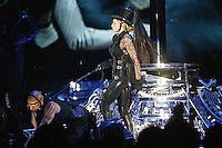 Madonna performs at the LA Forum