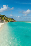 Aitutaki Lagoon Resort & Spa on Aitutaki, Cook Islands