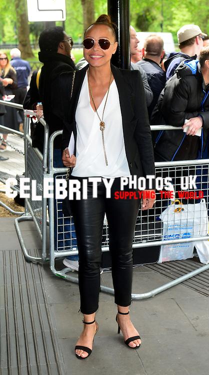 Kim Appleby  at the Ivor Novello Awards at the Grosvenor House Hotel, Park Lane, London on May 19th 2016