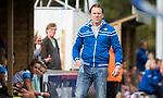 AMSTELVEEN - coach Jorge Nolte (Hurley) .Hoofdklasse competitie dames, Hurley-HDM (2-0) . FOTO KOEN SUYK