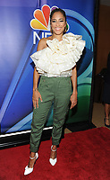 NEW YORK, NY - MAY 09: Amanda Seales attends the 2019/2020 NBC Upfront presentation at the Four Seasons Hotel on May 13, 2019in New York City.  <br /> CAP/MPI/JP<br /> ©JP/MPI/Capital Pictures