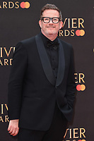 Matthew Bourne<br /> arriving for the Olivier Awards 2019 at the Royal Albert Hall, London<br /> <br /> ©Ash Knotek  D3492  07/04/2019