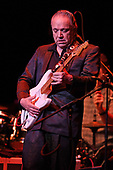 FORT LAUDERDALE FL - APRIL 08: Jimmie Vaughan performs at The Broward Center on April 8, 2018 in Fort Lauderdale, Florida. : Credit Larry Marano © 2018