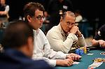 Adolfo Vaeza stares down an opponent.