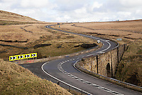 Picture by Harry Whitehead/SWpix.com - 18/02/2014 - Cycling - Tour de France - Grand Depart Stage 2 preview- Yorkshire, England - A second bridge on the A628 towards Langsett marks the entry into Barnsley