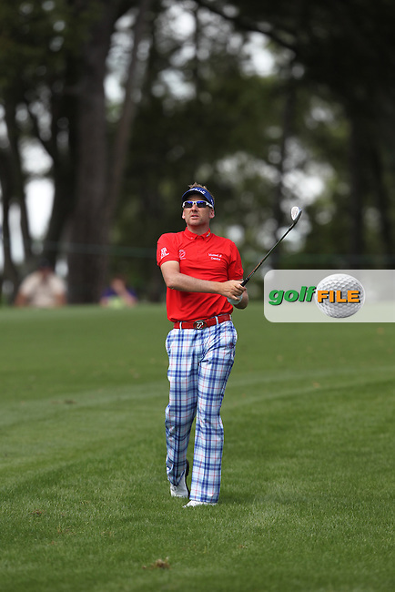 Ian Poulter of England during the 1st round of the Valspar Championship, Innisbrook Resort (Copperhead), Palm Harbor, Florida, USA<br /> Picture: Peter Muhly / Golffile