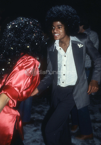 Michael Jackson 1978<br />