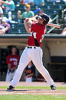 Rochester Red Wings Erik Lis during a game vs. the Pawtucket Red Sox at Frontier Field in Rochester, New York;  August 29, 2010.   Rochester defeated Pawtucket 6-3.  Photo By Mike Janes/Four Seam Images