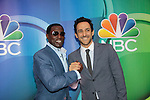 Wesley Snipes - The Player - NBC Upfront at Radio City, New York City, New York on May 11, 2015 (Photos by Sue Coflin/Max Photos)