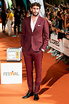 Actor Fernando Guallar attends to orange carpet of 'Velvet' during FestVal in Vitoria, Spain. September 04, 2018.(ALTERPHOTOS/Borja B.Hojas)